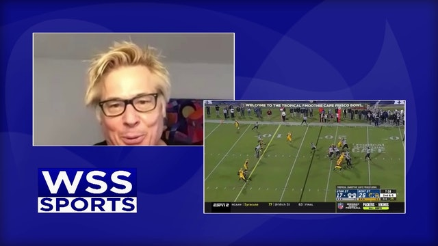 Kato Kaelin Talks Packers Draft