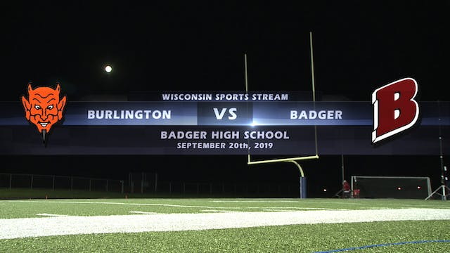 Burlington vs Badger