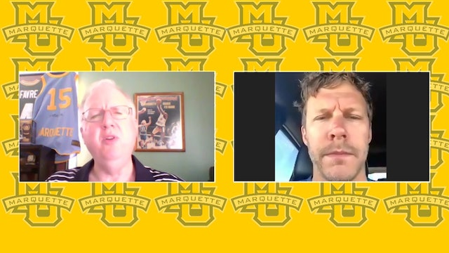 Pip & Dodds Marquette Hoops.com Podcast - Travis Diener Part 2