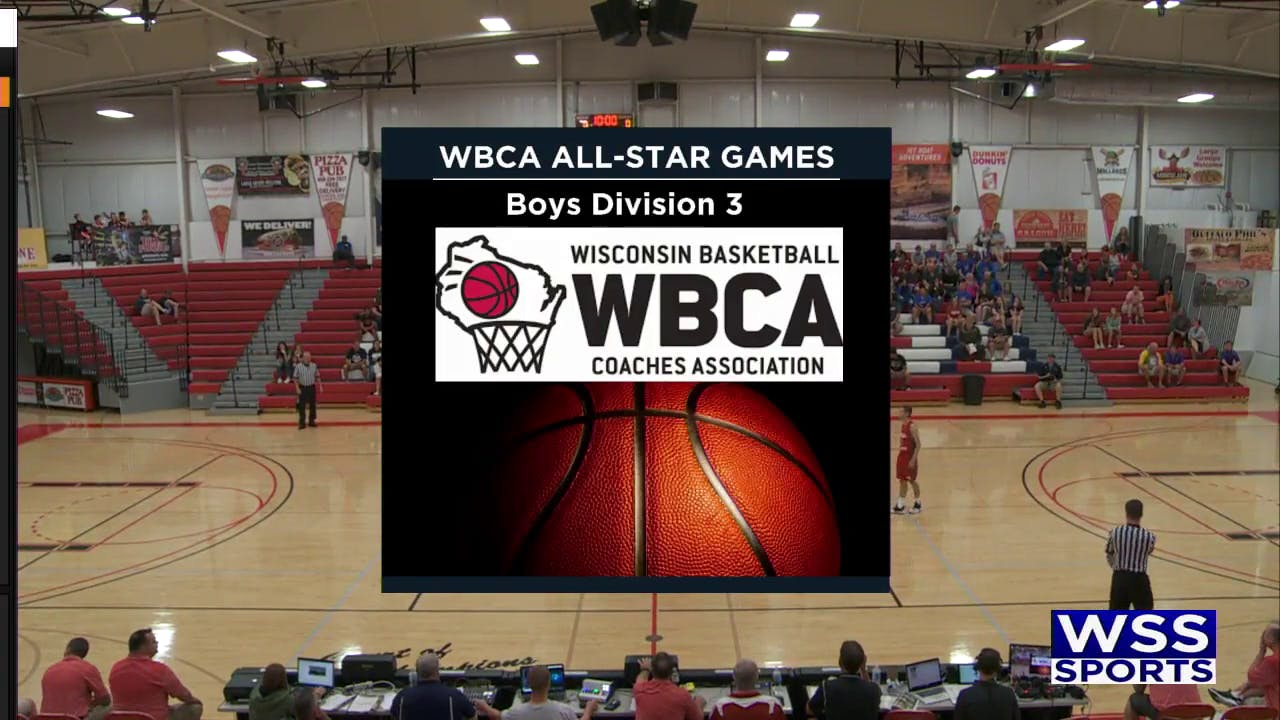 WBCA All Star Game Boys Division 3-June 15th 2019