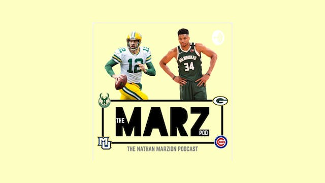 The Marz Pod - NFL Week 7 Review