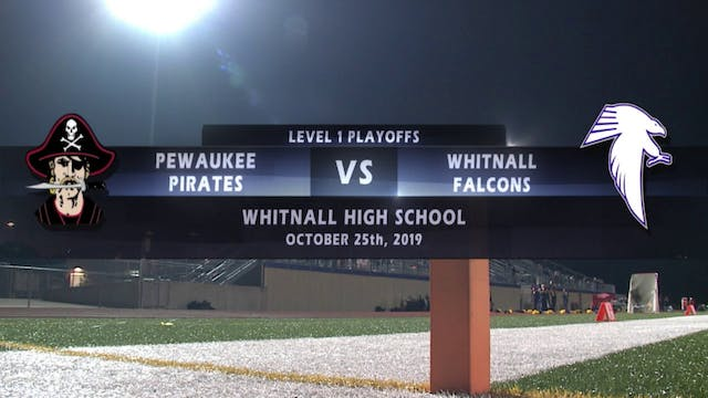 Pewaukee vs Whitnall