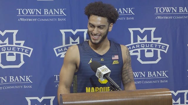 Markus Howard Media Day Remarks
