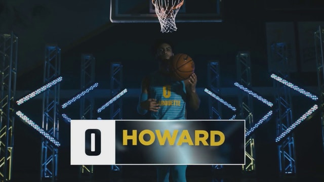 Markus Howard Senior Season