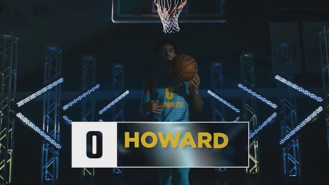 Markus Howard Senior Season