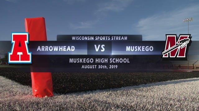 Arrowhead VS Muskego High School Foot...