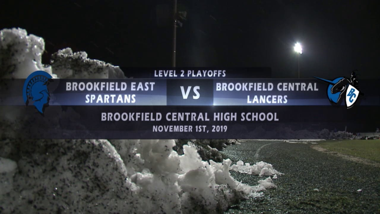 Brookfield East vs Brookfield Central