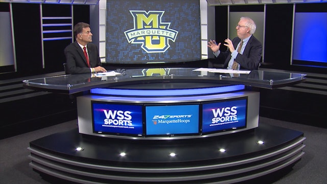Dodds on Marquette
