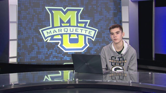The Nathan Marzion Show - Marquette J...