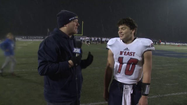 Brookfield East Post Game Interview