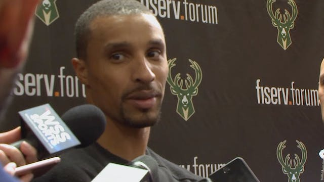 George Hill Postgame