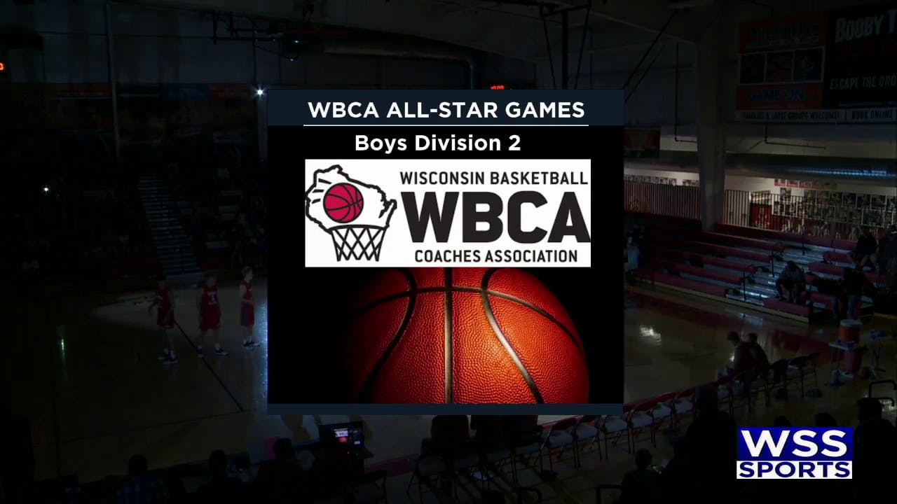 WBCA All Star Game Boys Division 2-June 15th 2019