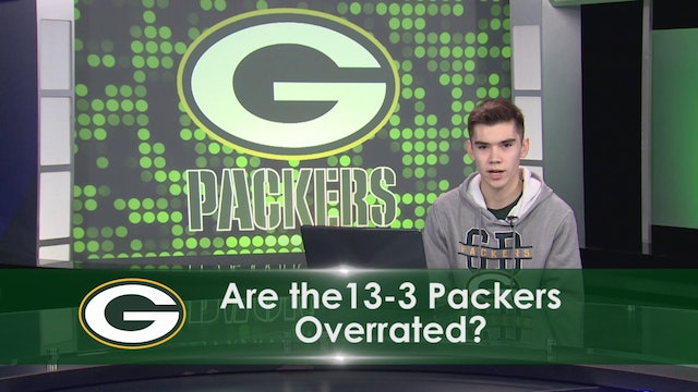 The Nathan Marzion Show - Packers Jan 11th, 2020