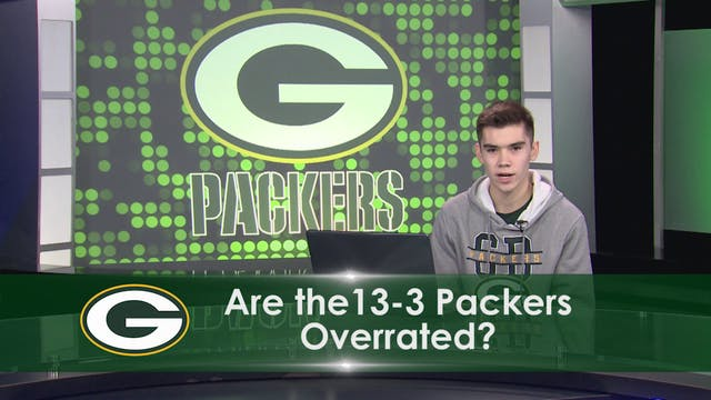 The Nathan Marzion Show - Packers Jan...