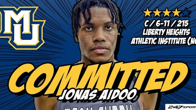 Pip & Dodds Marquette Hoops.com Podcast - Jonas Aidoo