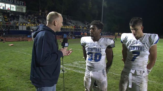 Brookfield Central Post-Game Interviews