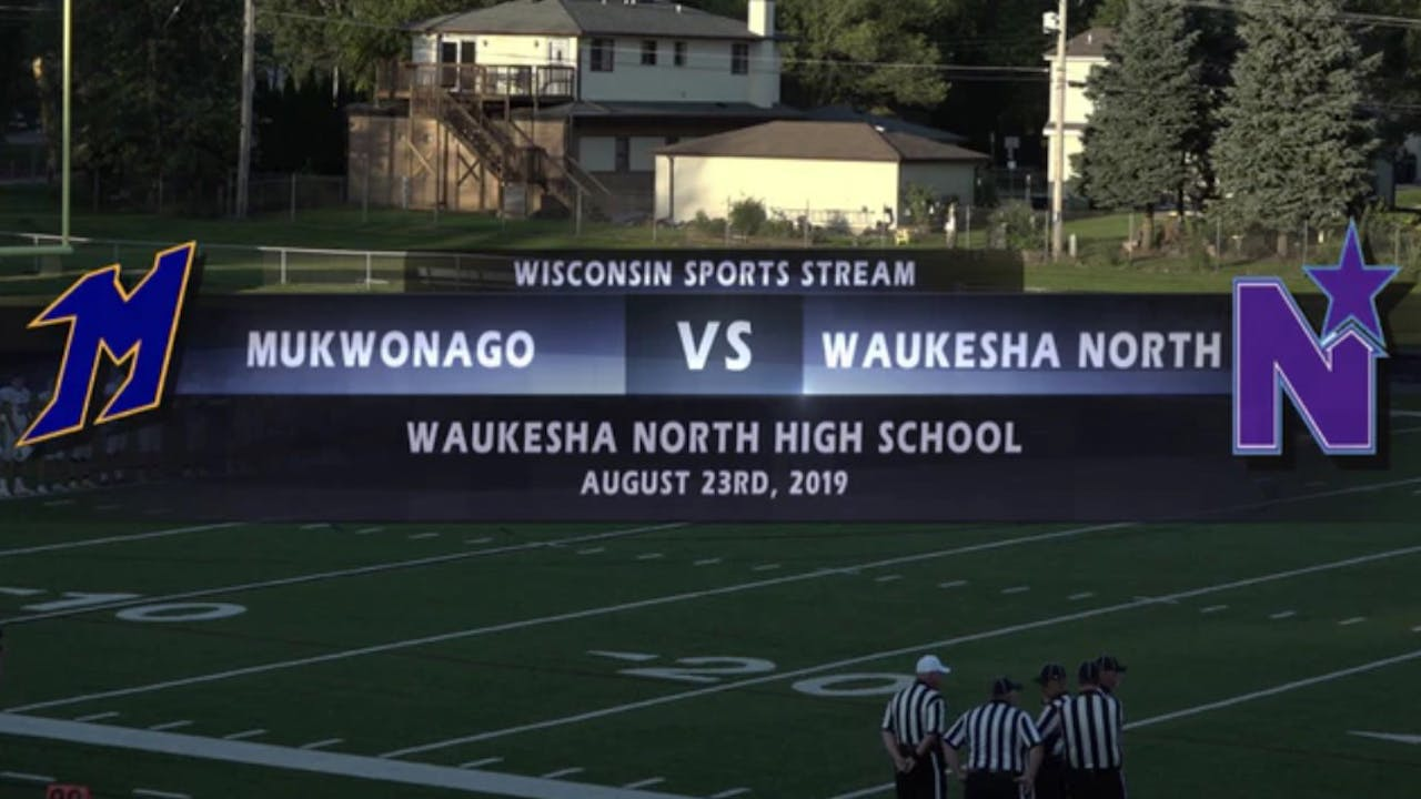 Mukwonago vs Waukesha North