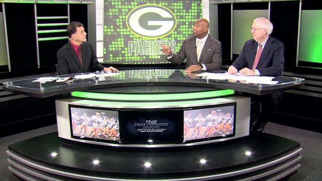 The Tom Pipines Show - Packers 23 Vik...