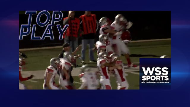 WSS Top Play Week 4: Racine Horlick