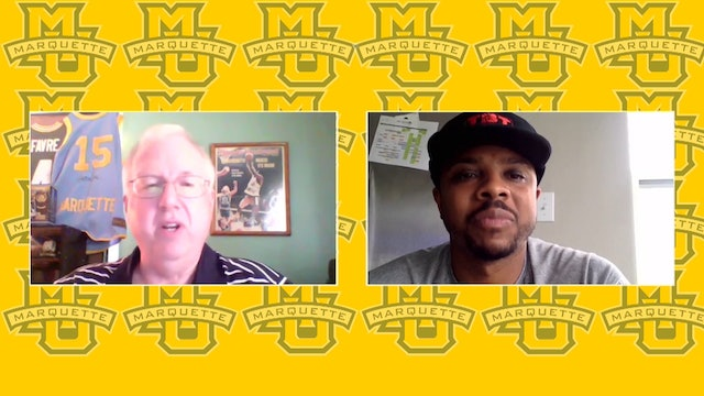 Pip & Dodds Marquette Hoops.com Podcast - Joe Chapman TBT Part 2