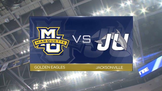 Marquette vs Jacksonville Postgame