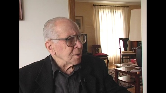 The Last Interview of Thomas Szasz