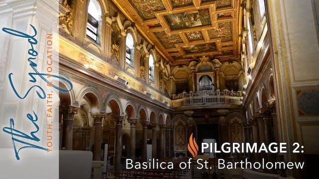 Word on Fire Pilgrimage 2: St. Bartho...