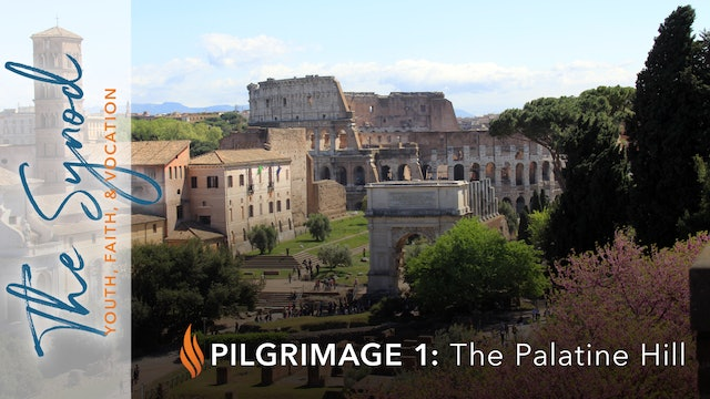 Word on Fire Pilgrimage 1: The Palatine Hill