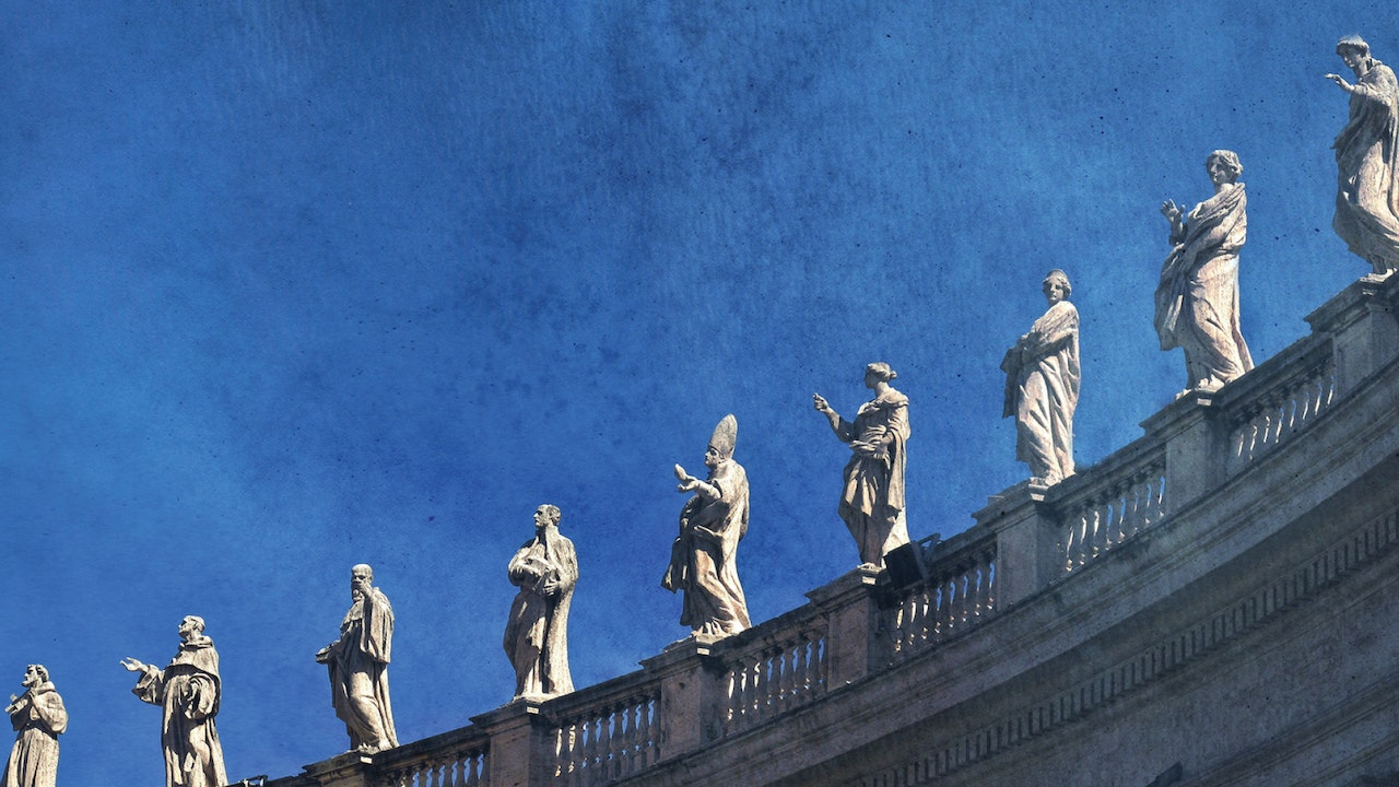 CATHOLICISM: The Pivotal Players