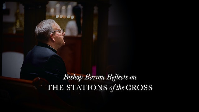 Bishop Barron Reflects on The Stations of the Cross