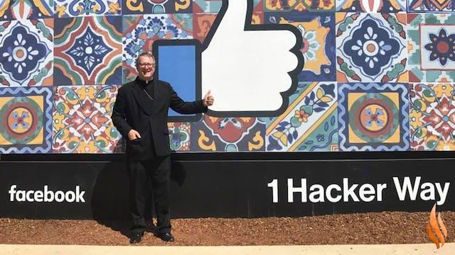 Facebook HQ talk