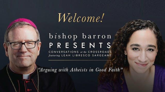 Bishop Barron Presents - Leah Libresco