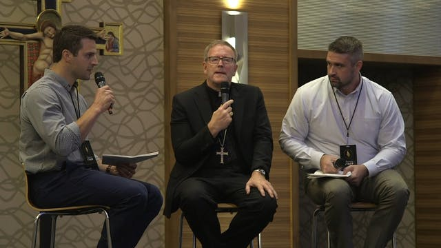 Word on Fire Show - Priest Conference...