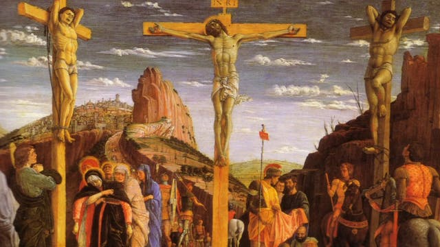 Why did Jesus have to die on the Cross?