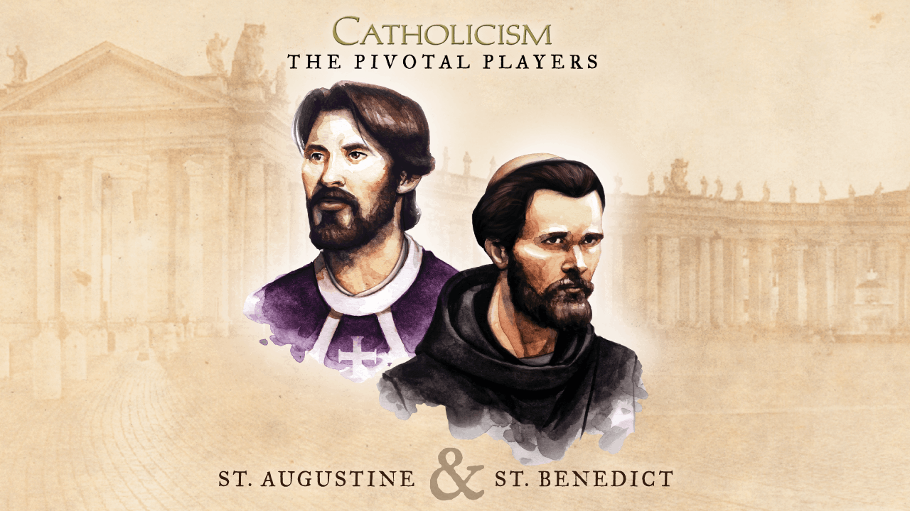 The Pivotal Players - St. Augustine & St. Benedict