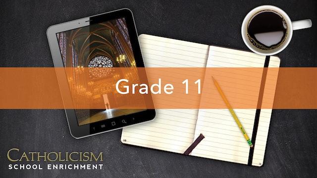 Lesson 3 - Real Presence - Grade 11