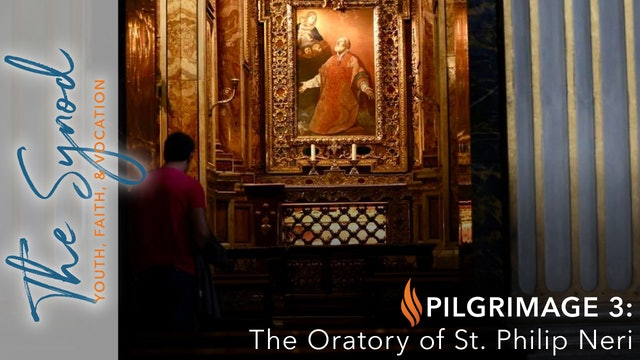 Word on Fire Pilgrimage 3: St. Philip Neri