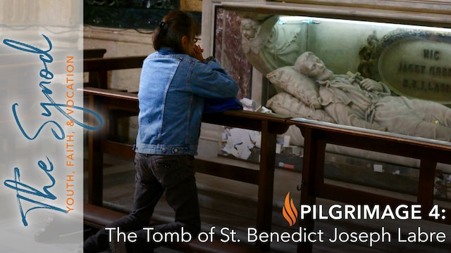 Word on Fire Pilgrimage 4: St. Benedict Joseph Labre