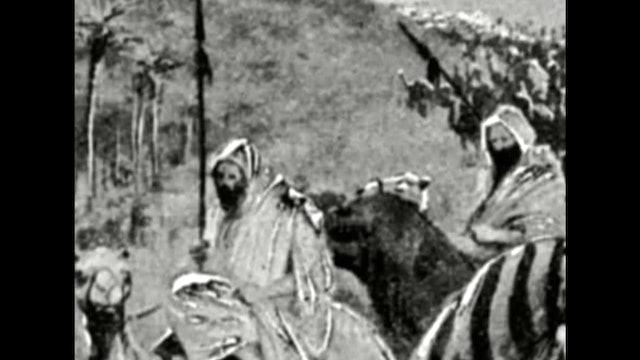 El viaje de los Reyes Magos