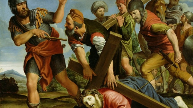 [NEW] Stations of the Cross Reflections