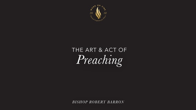 The Art & Act of Preaching