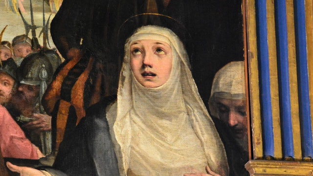 St Catherine Intro