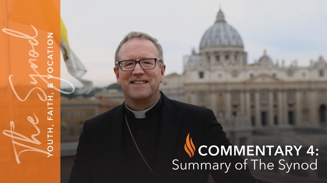 Synod 2018: Summary of the Synod