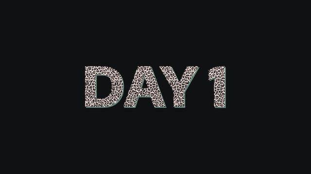 "Wild Woman Challenge: Day 1 - ""Wild O..."
