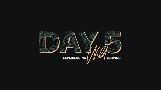 """Wild Woman Challenge: Day 5 - """"Wild Service"""""""