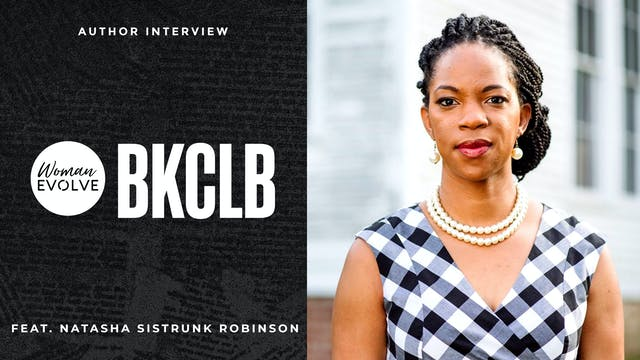 WE Bookclub Author Interview: Natasha...