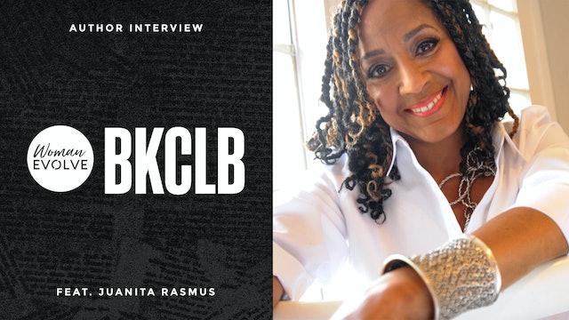 WE Bookclub Author Interview: Juanita Rasmus