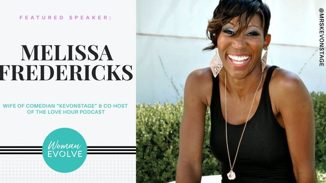 Confidence - Melissa Fredericks