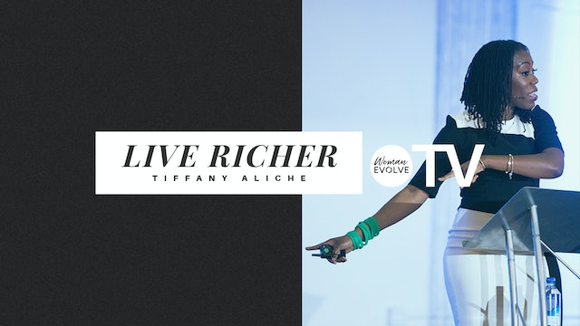 "Live Richer - Tiffany ""Budgetnista"" Aliche"