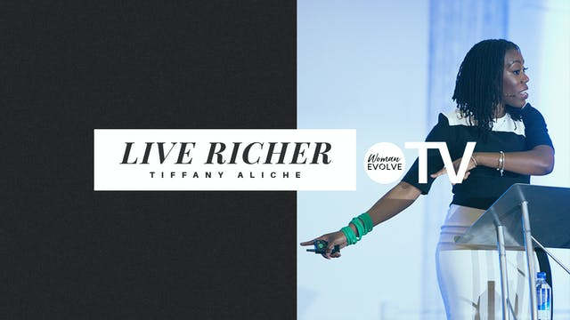 "Live Richer - Tiffany ""Budgetnista"" A..."